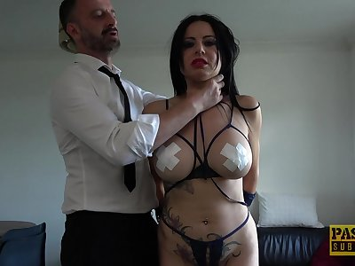 Man's dominant cock suits the sexual MILF with the right sex