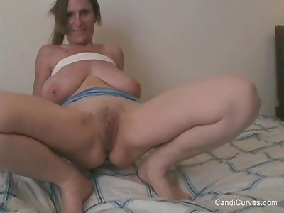 Saggy Boobed Gilf Naked